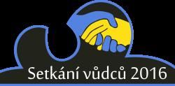 Setkání vedoucích logo