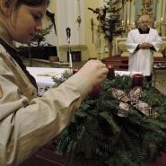 Předání v kostele sv. Jiří